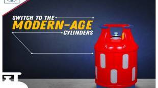 HPCL to launch modern fiber cylinders soon