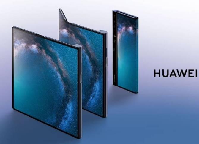 Huawei Mate X Launch Date Announced