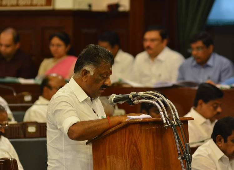 Tamilnadu Budget 2019, தமிழக பட்ஜெட் 2019