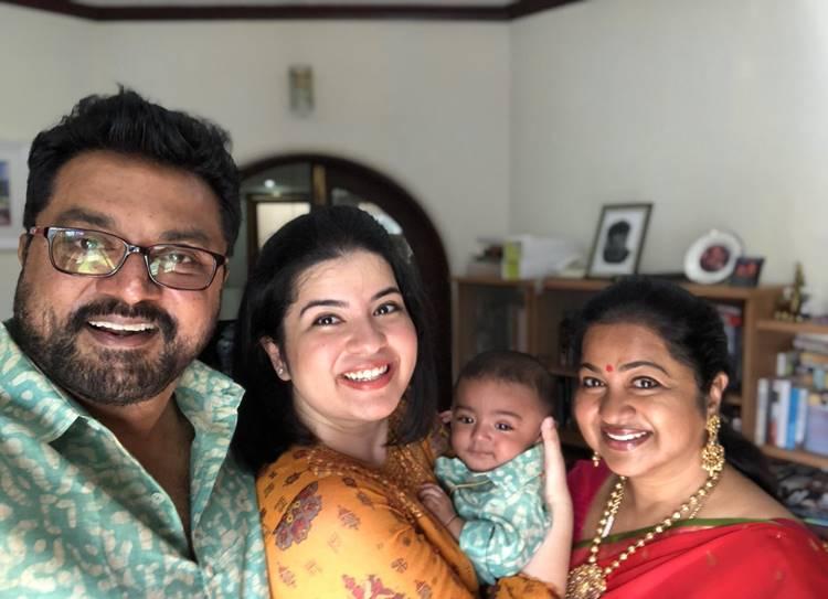 Radhika's daughter Rayane's bold reply for trolls