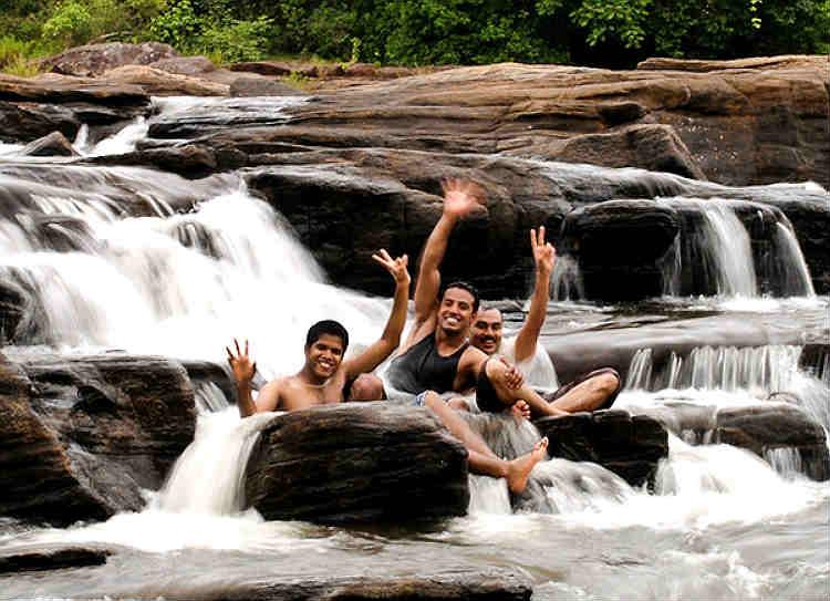Kerala Waterfalls, கேரளா