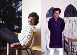 Rajinikanth rare unseen photo