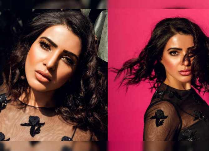 Samantha Ruth Prabhu, சமந்தா