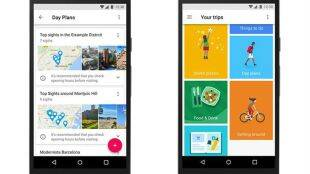 Five Travel Apps