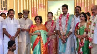 Soundarya Rajinikanth-Vishagan Vanangamudi Marriage: சவுந்தர்யா ரஜினிகாந்த் திருமணம் லைவ்