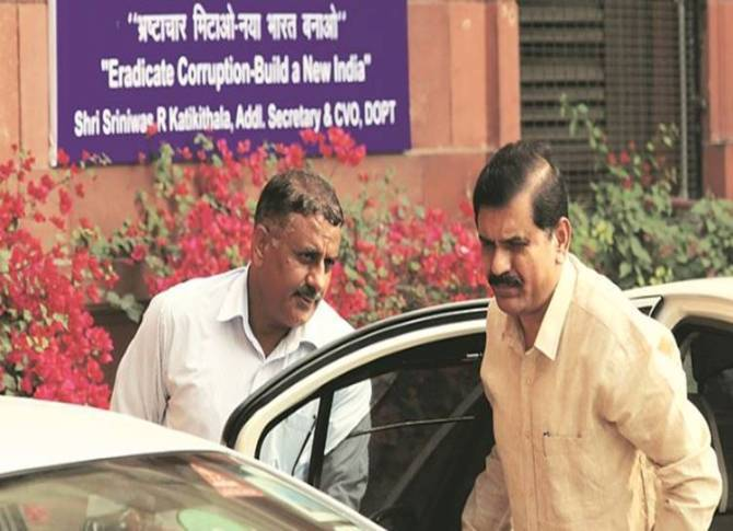 CBI's M Nageswara Rao Guilty Of Contempt