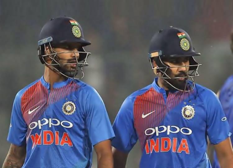 Indian team squad announced austrlia series dinesh karthik Mayank Markande - ஆஸ்திரேலிய தொடருக்கான இந்திய அணி அறிவிப்பு! உலகக் கோப்பை திட்டத்தில் இருந்து நீக்கப்பட்ட சீனியர் வீரர்கள்!
