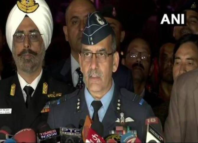 India-Pakistan tension LIVE News Updates
