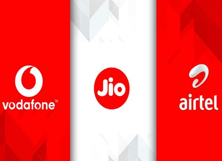 Jio, Airtel, Vodafone prepaid plans under Rs 150