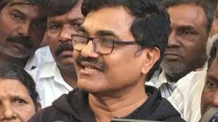 Activist Anand Teltumbde
