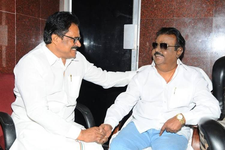 vijayakanth Alliance 2019, DMDK Alliance, விஜயகாந்த், விஜயகாந்த் கூட்டணி