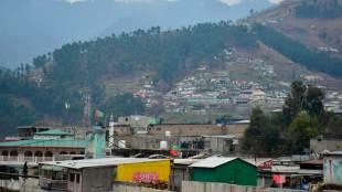 Balakot in Pakistan's Khyber Pakhtunkhwa province
