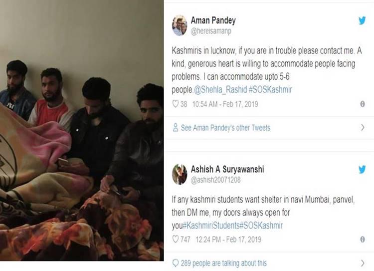 Kashmiris Facing Problems
