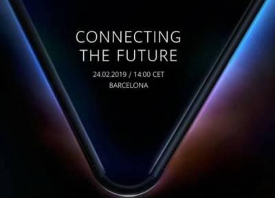 Huawei Foldabale Smartphone