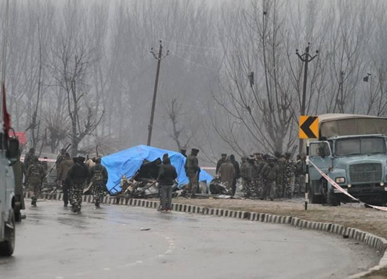 Jammu Pulwama attack
