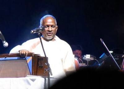Ilayaraja 75 concert