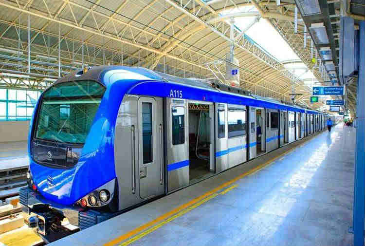 Chennai Metro Rail Limited, CMRL, சென்னை மெட்ரோ