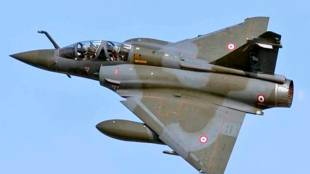 IAF used in Pakistan-controlled air space