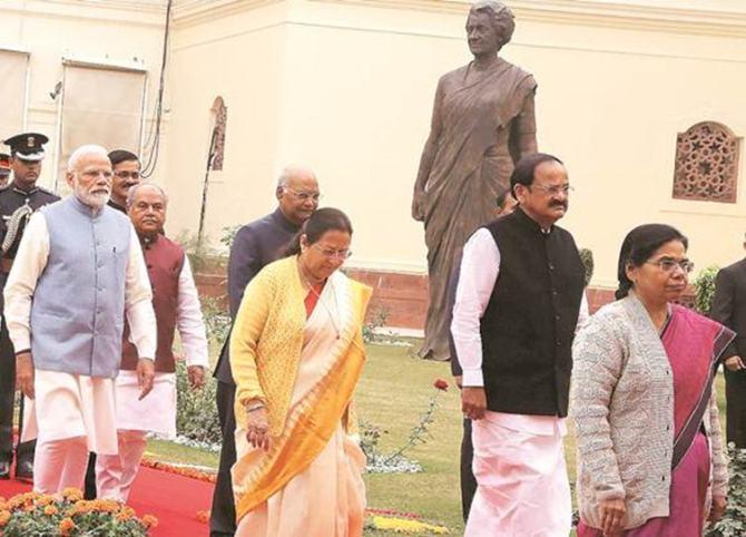 Interim Budget 2019, நரேந்திர மோடி