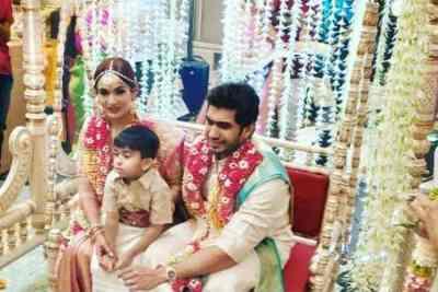 soundarya rajinikanth - Vishagan Vanagamudi wedding photos: சவுந்தர்யா ரஜினிகாந்த்-விசாகன் திருமணம் புகைப்படங்கள்