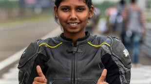 Bike Race Champion Ann Jenifer