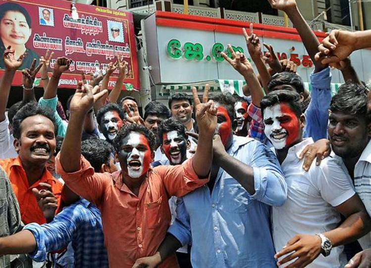 Election 2019 Tamil Nadu Party cadre