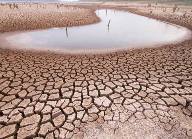 Hydro-logical Drought hit 24 tamil nadu districts