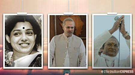 Political Biopics of indian cinema