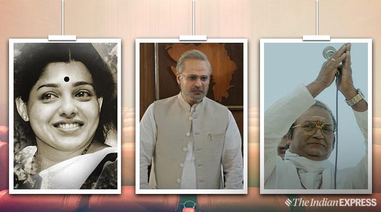 Political Biopics of indian cinema
