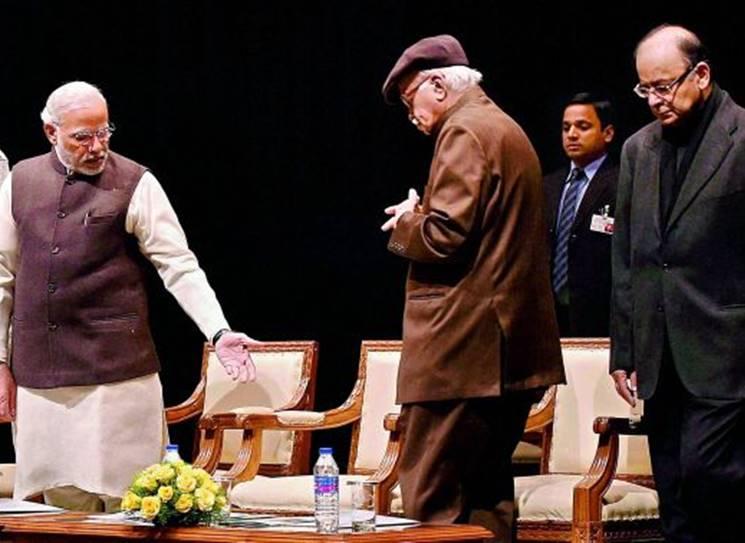 LK Advani political career