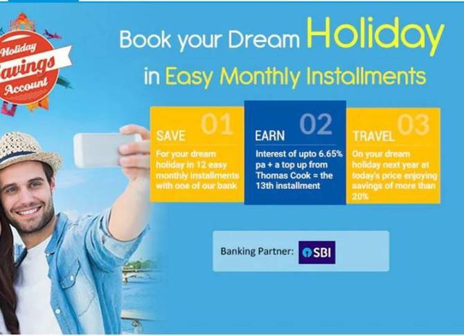 SBI Holiday Savings Account
