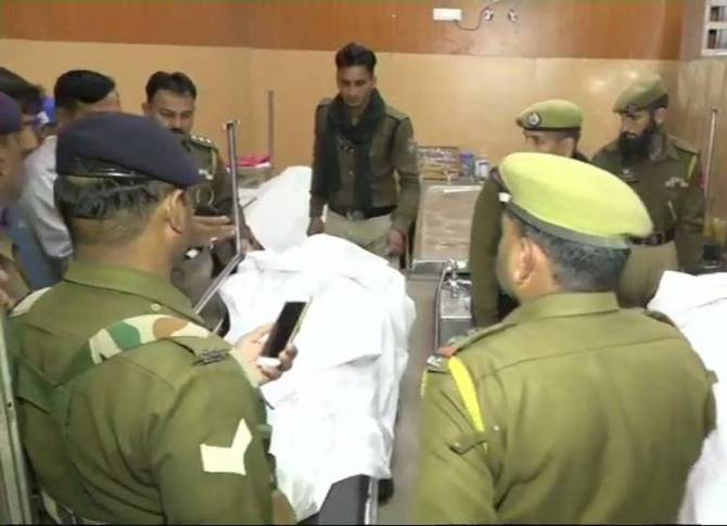 Three CRPF jawans killed