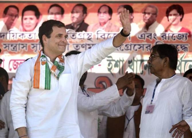 Wayanad Congress Candidate Rahul Gandhi