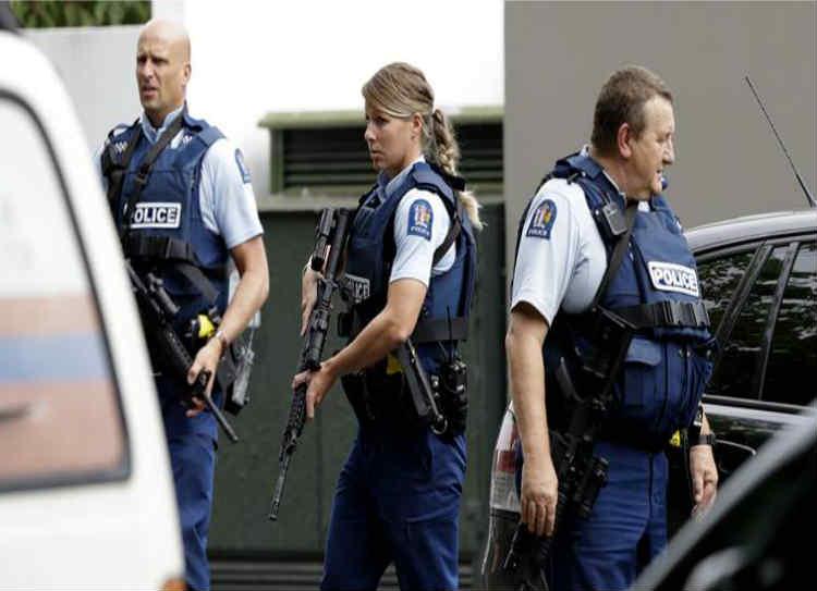 New Zealand Mosque Shooting