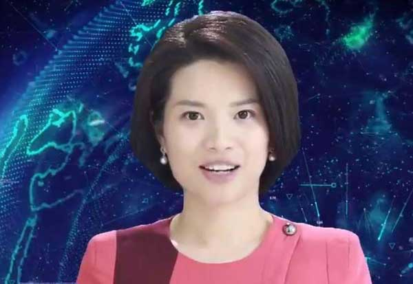 World's First Female Robotic News Anchor