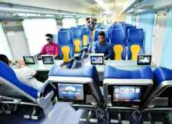 Tejas Express Special Train review