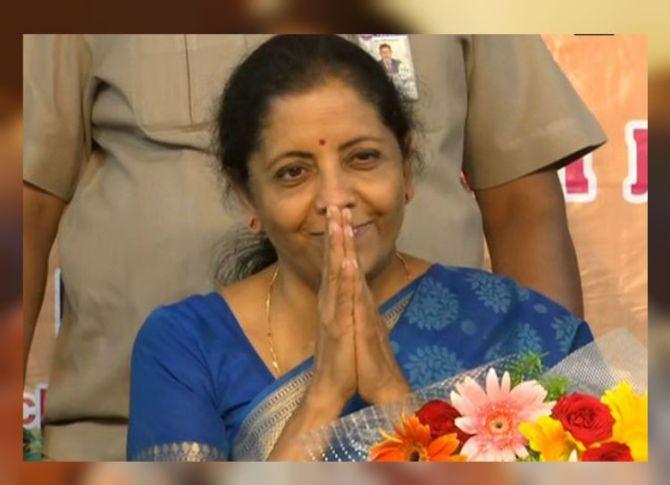 Mission Shakti ASAT missile test Nirmala Sitharaman comments