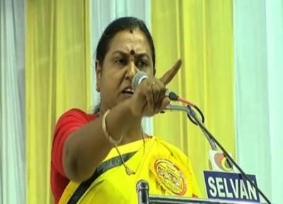 Premalatha Vijayakanth Press meet DMDK parliamentary election 2019 - பிரேமலதா விஜயகாந்த் தேமுதிக செய்தியாளர்கள் சந்திப்பு