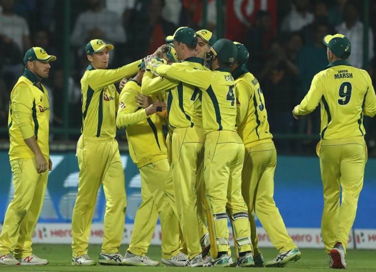 India vs Australia Live, Ind vs Aus 5th ODI Live Cricket Score - ஆஸ்திரேலியா 35 ரன்கள் வித்தியாசத்தில் வெற்றி
