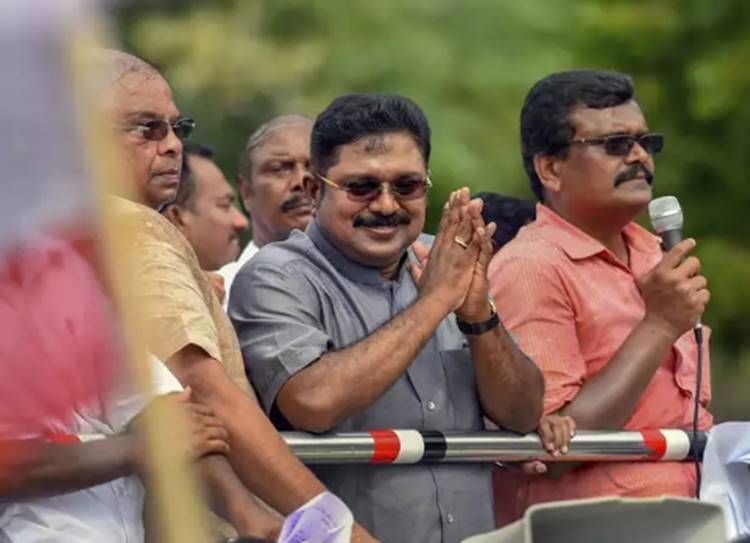 AMMK TTV Dhinkaran SDPI Party Central Chennai DMK Dhayanidhi Maran - டிடிவி தினகரன் vs திமுக! மத்திய சென்னையில் காத்திருக்கும் கடும் சவால்!