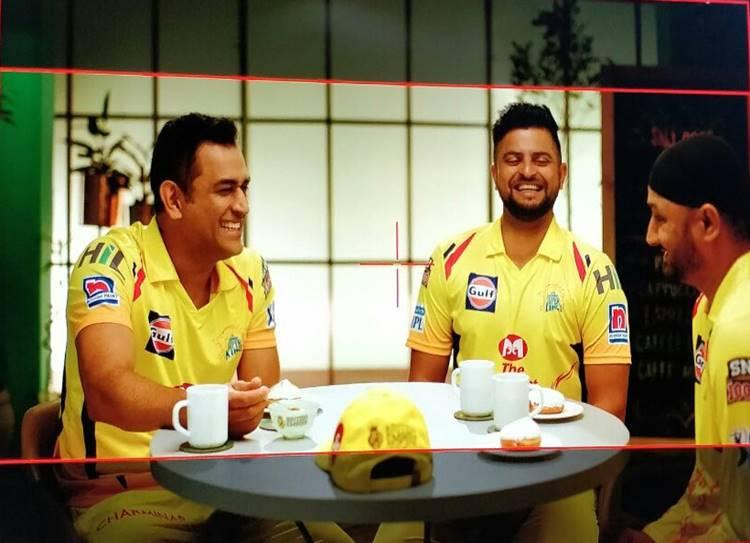 IPL 2019 Harbhajan singh tweet about dhoni and raina csk - 'மச்சான்' தோனி.... 'மாப்ள' ரெய்னா!....! மீண்டும் தமிழ் வகுப்பு எடுக்க ஆரம்பித்த ஹர்பஜன் சிங்