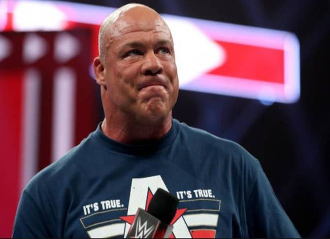 Kurt Angle Last Match