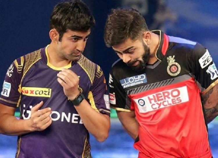 Gautam Gambhir about Virat Kohli captaincy and RCB - 'இன்னமும் கேப்டனாக இருப்பது கோலியின் அதிர்ஷ்டமே'! - கெளதம் கம்பீர்