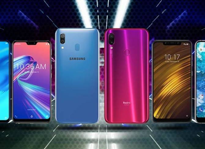 Top mobiles under Rs 20,000