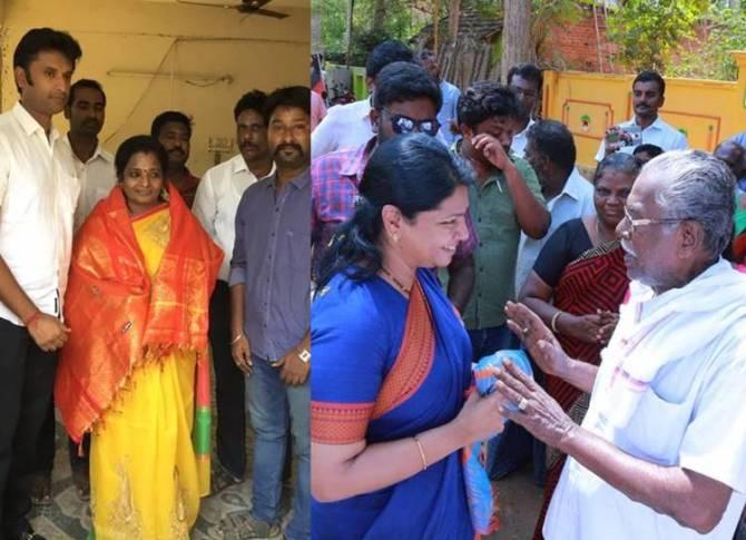 General Election 2019 Tamil Nadu Star Candidates List