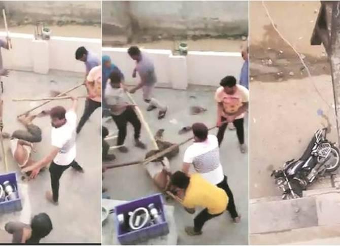 Gurgaon Muslim Family Attack, Gurgaon Muslim Family attack issue