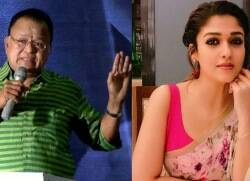 Radha Ravi's Controversial speech on Nayanthara