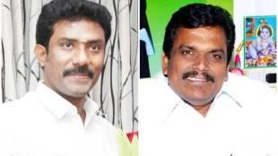 thanga tamil selvan contest with ravindranath kumar, தங்க தமிழ்செல்வன், ரவீந்திரநாத் குமார்