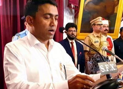 நம்பிக்கை வாக்கெடுப்பில் வெற்றிபெற்றார் புதிய முதல்வர் பிரமோத் சாவந்த்