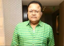 Radha Ravi Suspended from DMK
